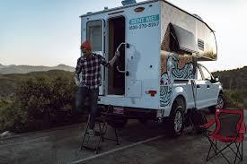 100 Truck Camper Rentals 3 Berth Indie Ca Rv Rental Usa