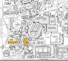 Campus Map and Parking University of Cincinnati