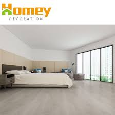 High Quality Free Sample Waterproof Wood Look Vinyl Floor Tiles
