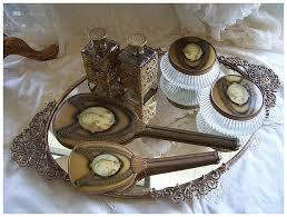Vanity Mirror Dresser Set by 101 Best Grandma U0027s Dresser Set Images On Pinterest Dresser Sets