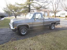 1986 Gasoline Chevrolet Silverado Pickup For Sale ▷ Used Cars On ...