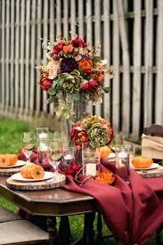 Fall Wedding Decor Idea Table Beautiful Decoration Ideas My