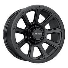 100 Discount Truck Wheels Vision Turbine MultiSpoke Painted Tire
