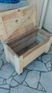 teds woodworking plans review pallet chest pallets and wheels