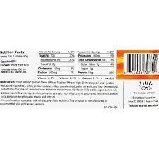 Power Crunch Bar Original Salted Caramel 14 Oz Case Of 12 HG1712652 1