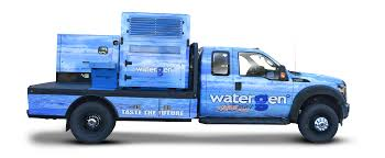 100 Emergency Truck EMERGENCY RESPONSE VEHICLE Watergen