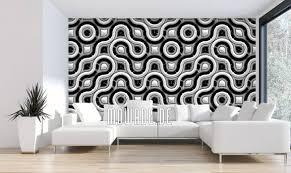 tapeten schwarz exklusives design mowade