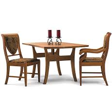 Solid Wood Dining Room Table Made In Vermont