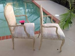 100 Roche Bois Furniture PALM FROND ARM CHAIRs Pair Of Serge Style Arm Chairs Made By Century Carved Wood Palmate Chairs Faux Chairs Retro Daisy Girl