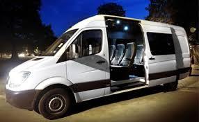 Luxury Splitter Van Rentals London For UK European Tours