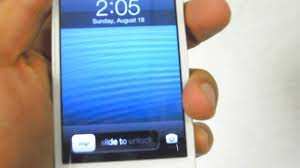 Apple Iphone A1349 16GB BAD ESN ebay Item