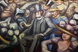 David Alfaro Siqueiros Murales Y Su Significado by Equipo A Historia De Mexico Ii Analisis De Un Mural