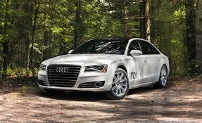 2014 Audi A8L TDI Diesel Test – Review – Car and Driver