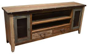 Incredible Rustic Tv Stand Media Center 76 Industrial Entertainment Prepare