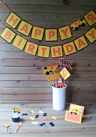 Construction Birthday Banner - Truck Birthday - Boys Birthday ... Cstruction Party Cake Dump Truck Dump Truck Birthday Party Boy Second Birthday Cstruction With Free Printable Printables Favorsdump Craycstruction 40 Stickers For Lollipops Favor Boxes Toy 12 Best Inspiration Images On Dumptruck Treat Stands Cones Orientaltradingcom 14 Invitations Many Fun Themes 1st Invitation Banner Decor