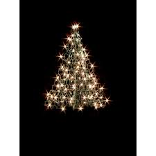 Pencil 6ft Pre Lit Christmas Tree by Incandescent Pre Lit Christmas Trees Artificial Christmas
