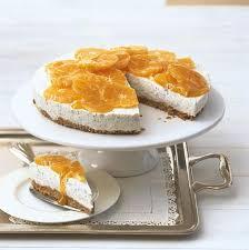 mohn mandarinen torte