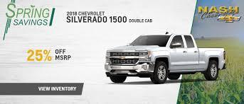 100 Chevy Silverado Truck Parts Nash Chevrolet Lawrenceville Gwinnett Countys Preferred