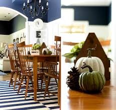 Dining Room Table Centerpiece Ideas by Simple Fall Dining Table Centerpiece It All Started With Paint