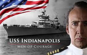 movie review uss indianapolis men of courage