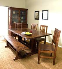 Dining Room Table Bench Seat With Seating Round