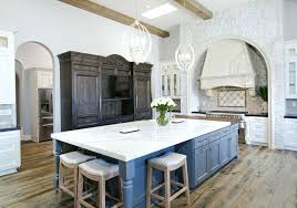 Beautiful Rustic Kitchens Design Ideas Designing Idea Diy Kitchen Island Plans With Seating Country White Cabinets How To A