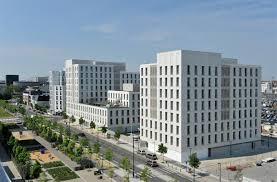 immeuble bureau 2 3 4 architecture immeuble de bureaux skylinenantes 44