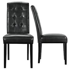 Modway Perdure Modern Tufted Faux Leather Upholstered Parsons Two Kitchen  And Dining Room Chairs In Black Wayfair Black Friday 2018 Best Deals On Living Room Fniture Tag Archived Of Upholstered Parsons Ding Chairs 88 Off Carved Cherry Wood Set With Leather Tables Marvelous Diy Tufted Restoration White Genuine Kitchen Youll Love In 2019 Chair New Upholstery Shop Indonesia Classic Lion With Buy Fnitureclassic Ftureding Natural Lisette Of 2 By World 4x Grey Ding Jovita Faux A Affordable Italian Renaissance 1900 Antique 6