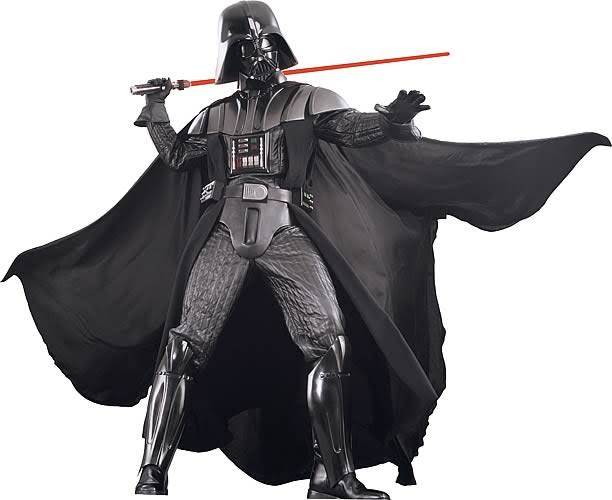Rubie's Star Wars Supreme Edition Adult Darth Vader Costume - X-Large