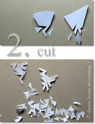 Easy Paper Snowflake Instructions