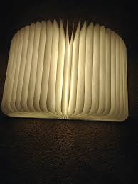 Lumio Book Lamp Walnut by Brier Review Lumio Book Lamp Review