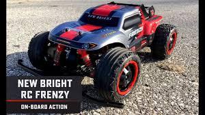 New Bright RC Frenzy X-10 Brushless Stadium Truck: