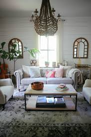 Gordon Tufted Sofa Home Depot by Style Swap Challenge Living Room Makeover In Honor Of Design