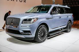 2018 Lincoln Navigator First Look Review - Motor Trend Allnew Lincoln Navigator Named North American Truck Of The Year 2018 Black Label Lwb Is Lincolns Nearly 1000 Suv 2017 Price Trims Options Specs Photos First Look Review Motor Trend Five Star Car And 2008 4wd Limited Wikipedia Blackwood 2013 Nceptcarzcom 2015 Gets A Bold New Grille Ecoboost V6 Good Cars 82019 Model Honda Accord Voted