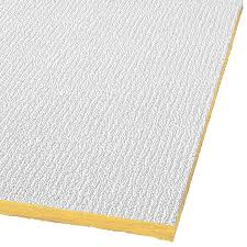Drop Ceiling Tiles 2x4 White by Shop Armstrong Ceilings Common 48 In X 24 In Actual 47 719 In