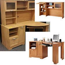 Realspace Magellan L Shaped Desk Dimensions by Realspace Magellan Performance Collection L Desk Hutch Cherry Ebay