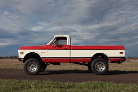 100 1972 Chevy Truck 4x4 This Cheyenne Powered By A Supercharged LS V8 Is The