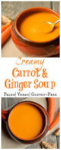 Vitamix Pumpkin Ginger Soup by Best 25 Carrot Soup Ideas On Pinterest Carrot Ginger Soup