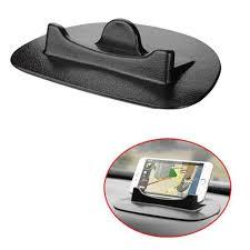 support telephone bureau pad silicone anti dérapant anti glisse pour téléphone portable