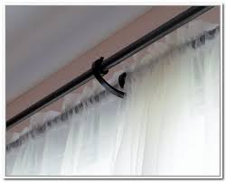 Umbra Double Curtain Rod Bracket by Decidyn Com Page 91 Contemporary Bedroom With Cherry Blossom