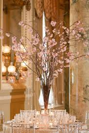 Cherry Blossoms are the perfect centerpiece for a Willard DC