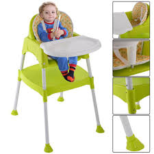in baby high chair convertible table seat booster toddler baby
