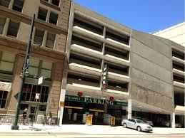 1735 Stout St Garage Parking in Denver