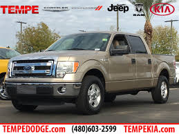 100 2013 Ford Truck PreOwned F150 XLT Crew Cab Pickup In Tempe CRP4975A