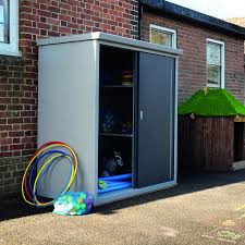 Metal Storage Shed Doors by Buy Outdoor Metal Storage Shed Tts