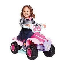 100 Kid Trax Fire Truck 6v Minnie Mouse Quad Deal Info BrickSeek