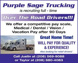 Flyerboard - Purple Sage Trucking - Post Register Class A Cdl Skills Test Parallel Park Sight Side Youtube Tim Stockwell Sage Rider Express 389 Flatbed Trucks Pinterest Sagegraduate Hash Tags Deskgram Why I Chose Truck Driving School Snyder Best Image Kusaboshicom Rome New York Trade Facebook Denver Traing At Sage Schools Trucking Company Premium Werpoint Template Slidestore 15 Best Becoming Trucker Images On 1 House And Truck Expo Region Q Wkforce Development Board Jobs In San Diego 2018 Berwick Pa Holiday Australia 2015 Blog
