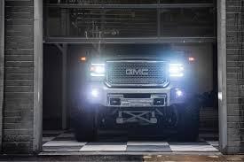 gmc morimoto xb led fogs denali yukon led fog lights