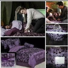 twilight saga bella swan flock movie replica comforter queen