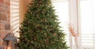 Artificial Prelit Christmas Trees Qvc My Blog